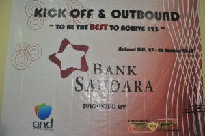 Kick Off Bank Saudara 1