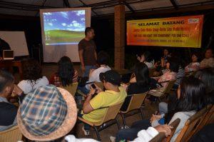 Outing Jakarta Globe 2